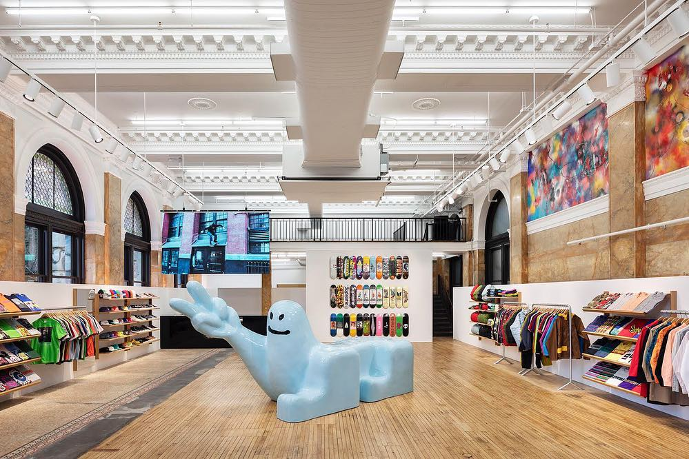 Supreme Gives First Look Inside Its New Manhattan Location