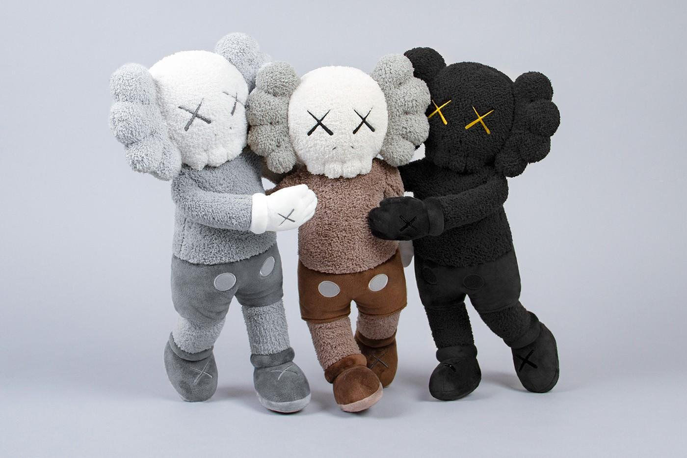 KAWS Reveals a Plush Companion to Celebrate 'KAWS: HOLIDAY' Hong Kong