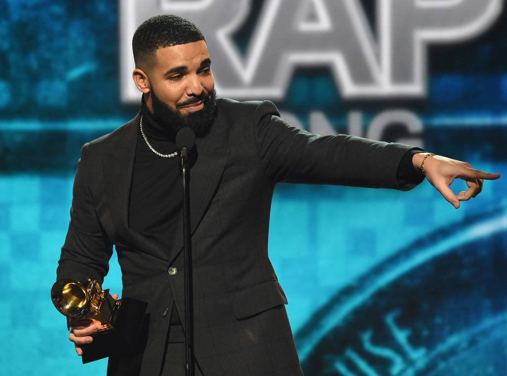 Drake's Grammy Acceptance Speech Cut Off For Downplaying Grammy Award's Importance