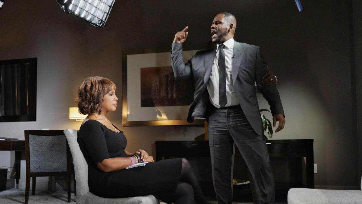 R. Kelly Denies Abuse Allegations in First Interview With CBS