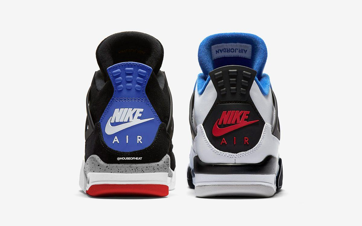 """Jordan Brand to Celebrate the Anniversary of the Air Jordan 4 With """"What The 4"""""""