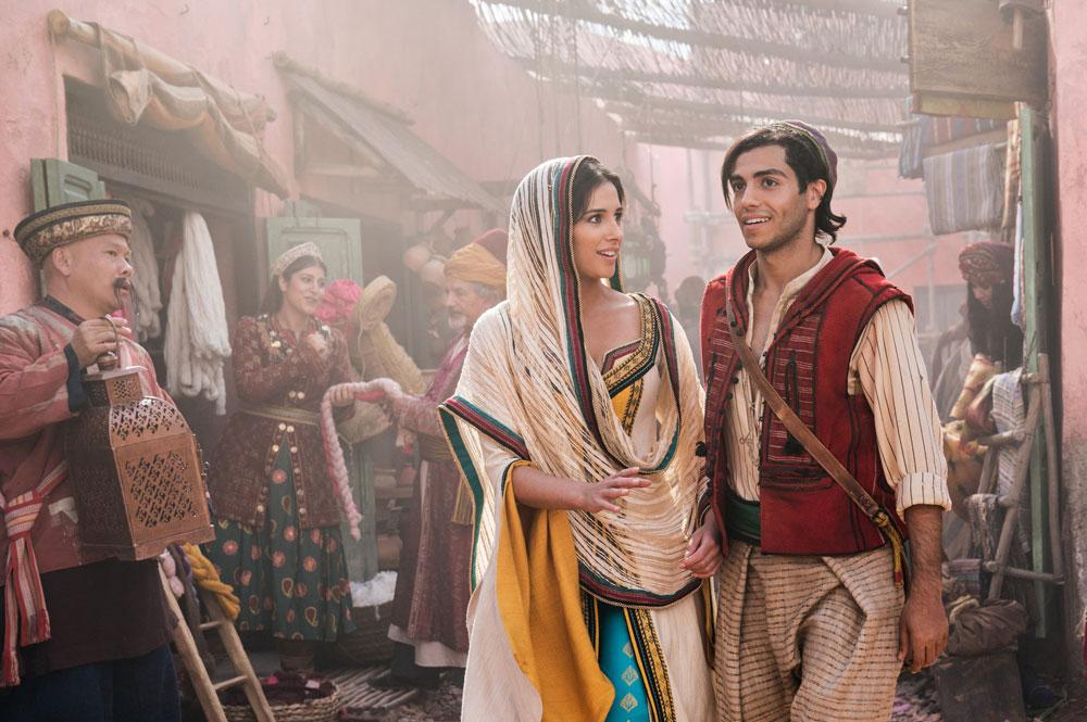 Disney's Live-Action 'Aladdin' Trailer is Here