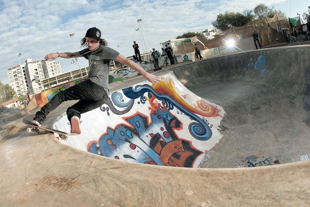 Josh Zickert for Chapter 63 – New York Skate of Mind